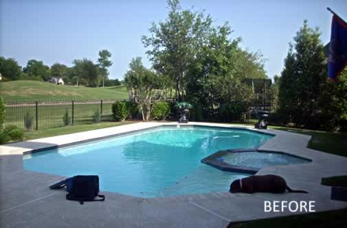 Swimming Pool Remodel Plaster Dfw Repair Pool Resurfacing In Dallas Rockwall Fort Worth
